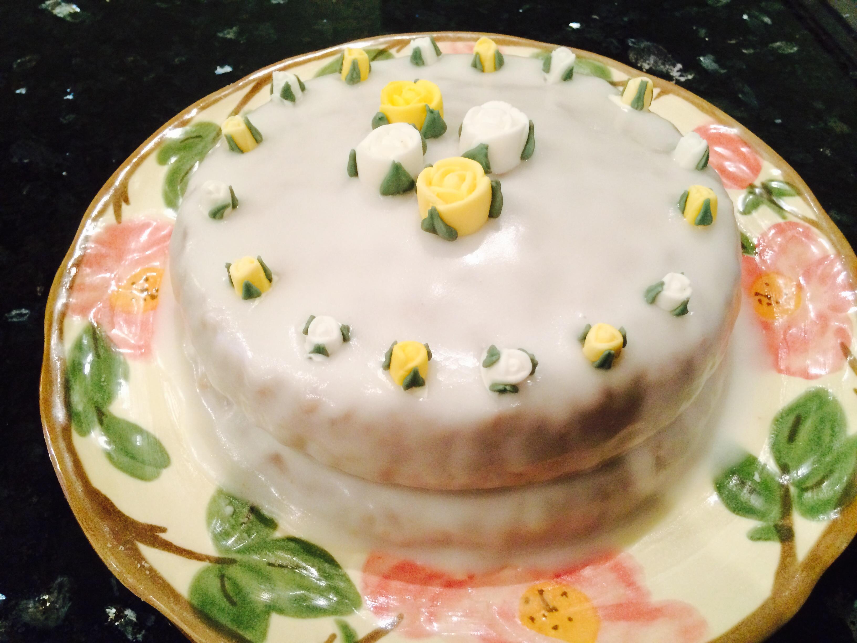 lemon drizzle cake v